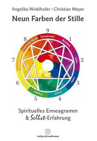 Spirituelles Enneagramm – Selbsterfahrung Neun Farben der Stille – Angelika Winklhofer, Christian Meyer
