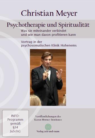 Christian Meyer – Psychotherapie und Spiritualität